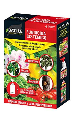 Fitosanitarios - Fungicida sistémico caja 90g - Batlle