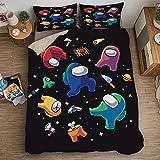 Bedclothes-Blanket Juego de sabanas Infantiles Cama 90,Ropa de Cama de impresión Digital 3D-23_200x200