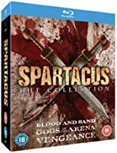 Spartacus Collection: (Gods of the Arena/Blood & San)