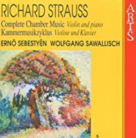 Strauss - Complete Chamber Music, Vol. 5 by ERNO SEBESTYEN (1997-03-18)