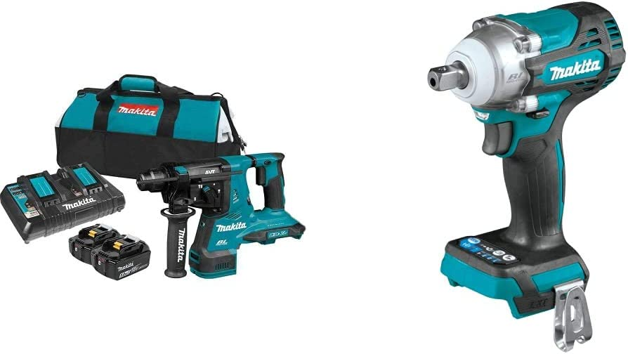 Makita XRH08PT Limited price Rotary Hammer Kit Ranking TOP14 + 18V LXT Lithium XWT15Z
