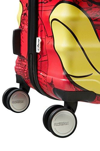 American Tourister - Disney Wavebreaker, Children's Cabin Luggage, Red