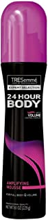 TRESemme 24 Hour Body Foaming Mousse 8.10 oz (Pack of 4)