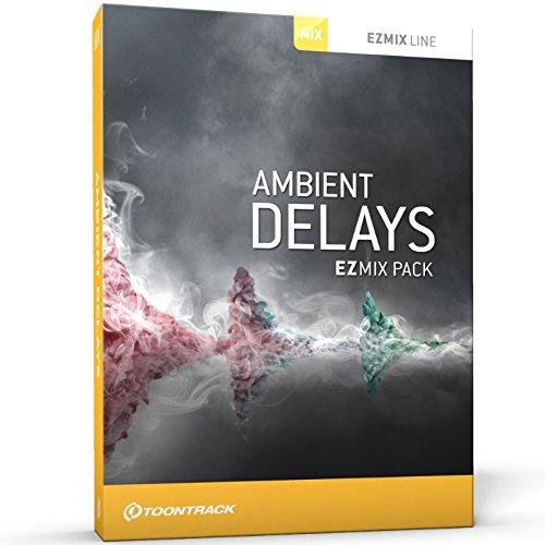 TOONTRACK EZmix Pack Ambient Delays