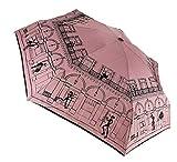 Parapluies Chantal Thomass - Parapluie Pliant Paris Rose