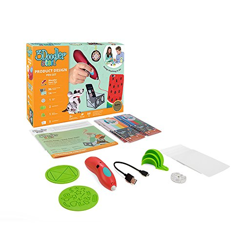 3Doodler Start Product Design Themed 3D Pen Set for Kids