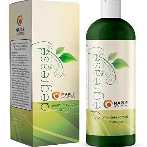 Best Shampoo for Oily Hair - Itchy Scalp Botanical...