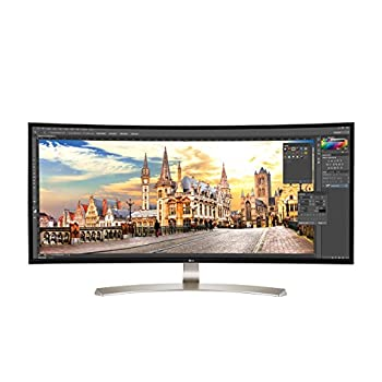 LG 38UC99-W 38-Inch 21 9 Curved UltraWide QHD+ IPS Monitor with Bluetooth Speakers