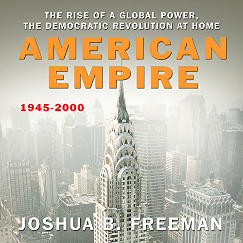 American Empire audiobook cover art
