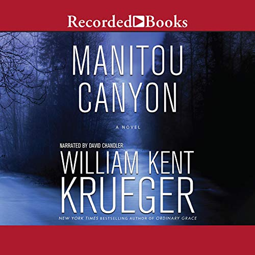 Manitou Canyon  By  cover art