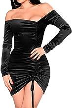 Vestidos Cortos De Mujer Sexys Pegados Al Cuerpo Ropa De Moda para Fiesta y Noche Elegante Casuales VE0083