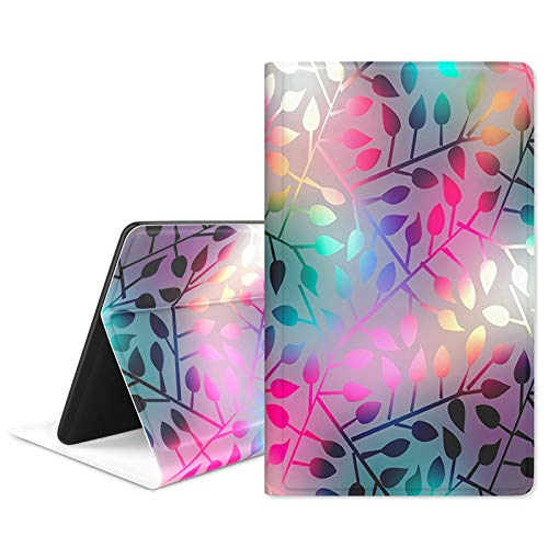 TOMYOU Case for All-New Amazon Fire HD 10 Tablet (7th Generation and 9th Generation, 2017 and 2019 Release) - Slim Folding Stand Cover with Auto Wake/Sleep for 10.1 Inch Tablet