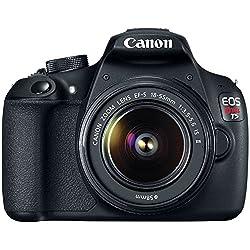 Canon EOS Rebel T5 Best DSLR Cameras 2019