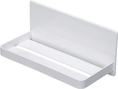 MHD 浴室ラック マグネットバスルームラック お風呂ラック バスラック 収納ラック 浴室収納 磁石 磁着 水切り 1年品質保証 ホワイト MHD-FZJ01