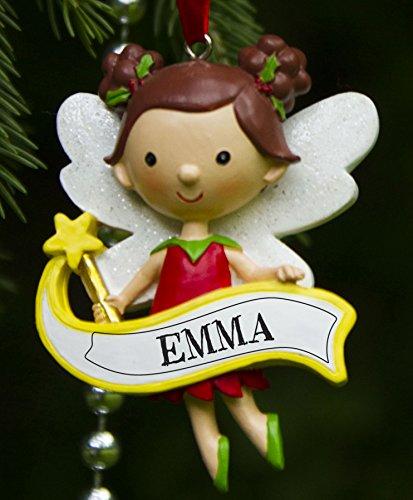 Boxer Gifts Emma Fée Décoration, céramique, Multicolore, 7.2 x 5 x 1 cm