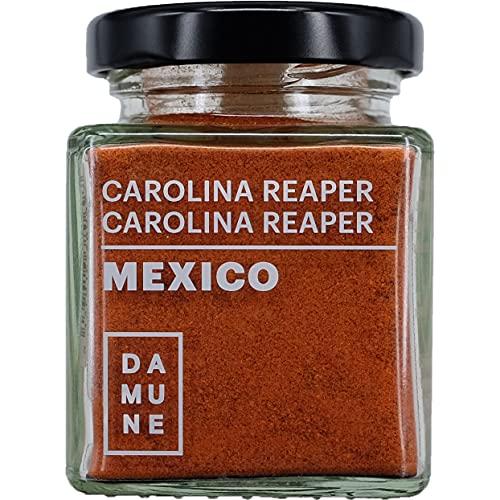 Carolina Reaper Molido - 45g - Chile más picante del Mundo
