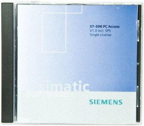 Siemens Indus.Sector OPC-Server 6ES7840-2CC01-0YX0 PC Access V1.0SP1 S7-200 Bussystem-Software 4019169128599