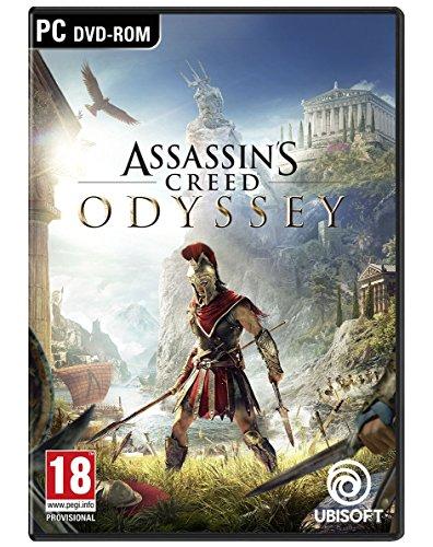 Assassin's Creed Odyssey [AT PEGI] - Standard Edition - PC [Importación alemana]