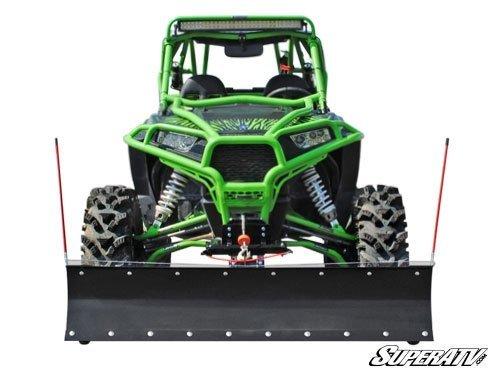 Polaris RZR 900 / 1000 Plow Pro Heavy Duty Snow Plow - Complete Kit 52 by Super ATV