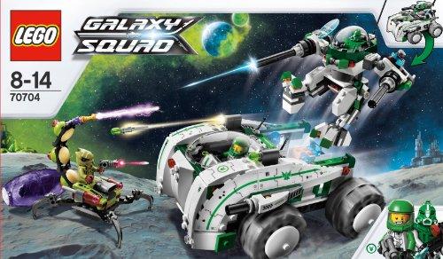 Lego 70704 Galaxy Squad - Juego de construcción Defensa Espacial