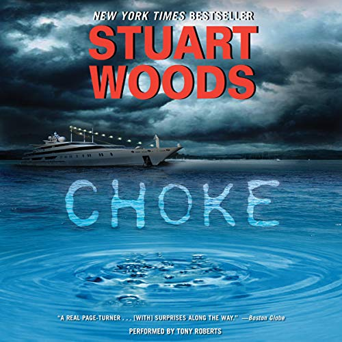 Choke audiobook cover art