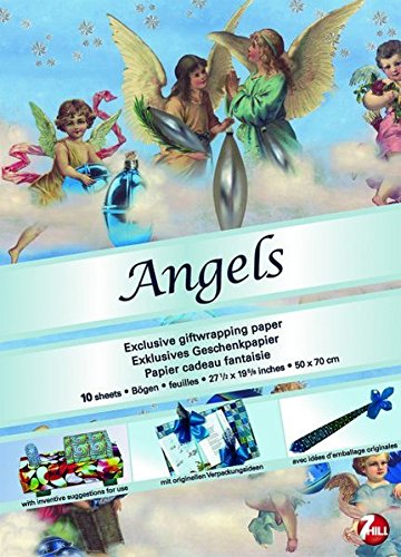 Angels: Exklusives Geschenkpapier (Giftwrap Papers)