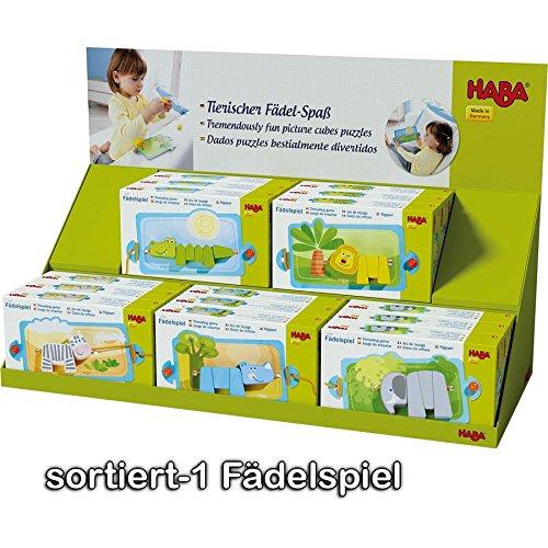Haba Selection 301370 Fädeltier-sortiert 1 Stück