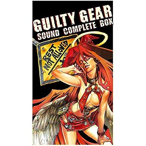 GUILTY GEAR SOUND COMPLETE BOX (1)
