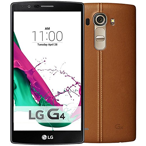 LG G4 Dual SIM Leather H818P Brown