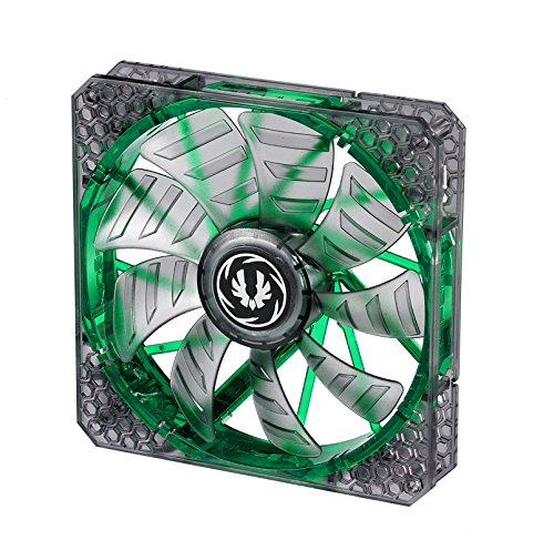 BitFenix Spectre Pro LED Green 140mm