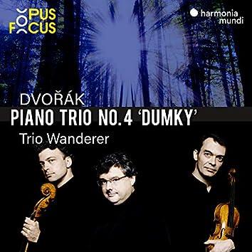 "Dvořák: Piano Trio No. 4 ""Dumky"""