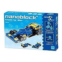 ナノブロックプラス フォーミュラカー ブルー PBS-011