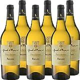 Friulano Doc | Friuli Isonzo | I Feudi di Romans | Vino Bianco del Friuli | 6 Bottiglie 75...