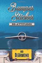 Bumper Sticker Be-Attitudes