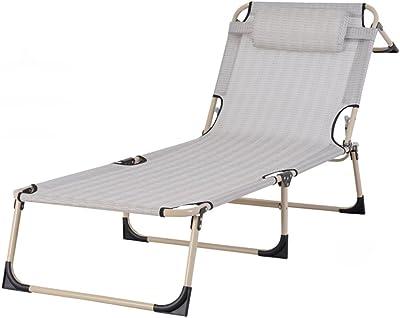 Amazon.com: Silla reclinable plegable para cama, cama, cama ...