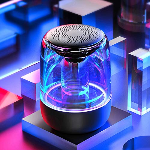 Spreker, Draadloze Bluetooth Speaker Home Theater Audiosysteem Kleurrijk Licht Speaker Draagbare Auto Subwoofer Bluetooth Speaker