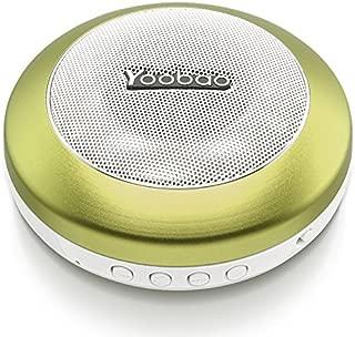Yoobao YBL-201 Wireless Bluetooth 3.0 Mini Portable Speaker With Micro SD Card Slot - Green -