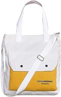 Fanspack Women Tote Bag Casual Satchel Pouch Crossbody Shoulder Bag Purse Messenger Bag