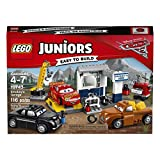 LEGO Juniors - Le garage de Smokey - 10743 - Jeu de Construction