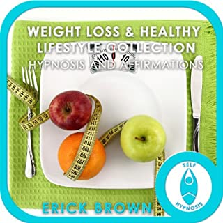 Weight Loss & Healthy Lifestyle Hypnosis Collection cover art