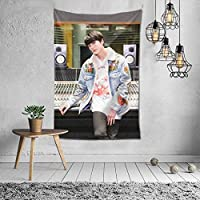 新 田 真剣 佑 Closer ファッションインテリアデコレーション多機能ベッドルームパーソナリティギフト内壁ハンギングルームカーテンギフトウォールアートファッション新館ウェディングギフトかわいい風景10925