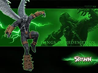 SPAWN WINGS OF REDEMPTION - Spawn Series 34: SPAWN CLASSICS Ultra Action Figure by Spawn