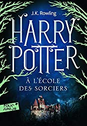 livre Harry Potter, I:Harry Potter à l'école des sorciers