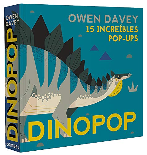 Dinopop. 15 Increíbles Pop-Ups