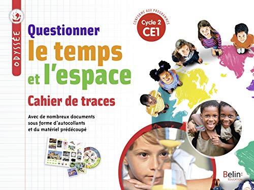 Odyssée CE1 - Cahier de traces 2021