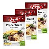 Erin Pepper Sauce 3 pack, Irish Peppercorn...