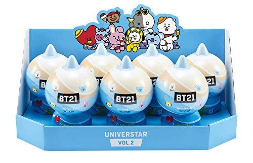 Paquete de ciegas Universtar BT21, Youngtoys Oficial Merchandising Figura de acción...