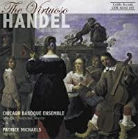 Virtuoso Handel (2010-09-14)