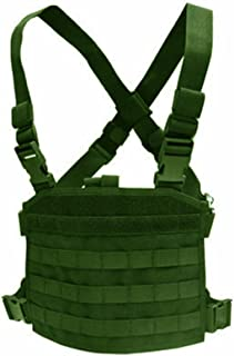 molle chest panel