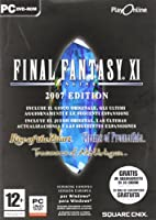 スクウェアエニックスファイナルファンタジーXIオンライン:2007年版、PC - ビデオゲーム(PC、PC、物理メディア、MMORPG、スクウェアエニックス、オンライン、ENG)